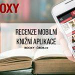 Booxy – Místo, kde knihy ožívají (Recenze mobilní aplikace pro Android)