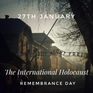 The International Holocaust Remembrance Day